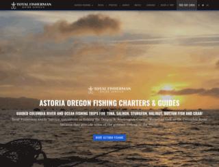 totalfisherman.com screenshot