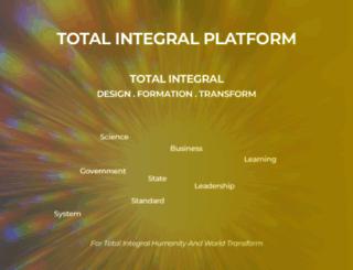 totalintegral.com screenshot