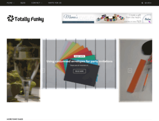 totally-funky.co.uk screenshot