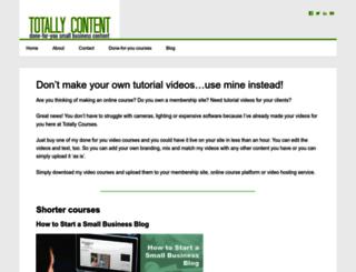 totallyplr.com screenshot