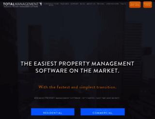 totalmanagement.com screenshot