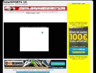totalsp14.blogspot.com screenshot