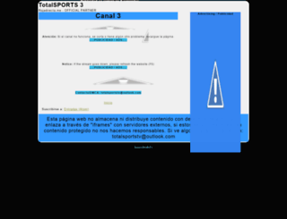 totalsports3.blogspot.com screenshot
