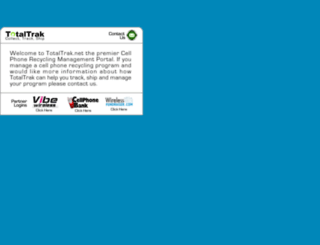 totaltrak.net screenshot