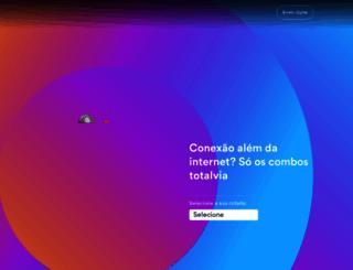 totalvia.com.br screenshot