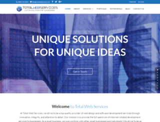 totalwebservices.net screenshot