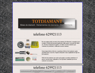 totdiamant.com screenshot