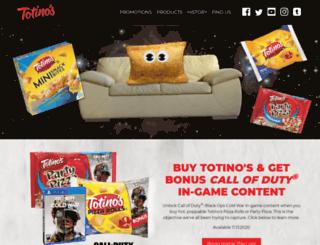 totinosliving.com screenshot