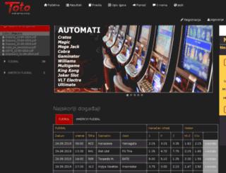toto-sport.com screenshot