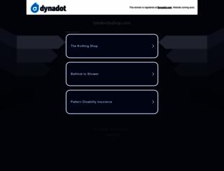 totoknitsshop.com screenshot