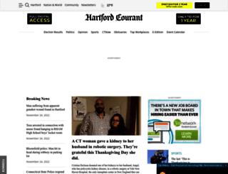 touch.courant.com screenshot