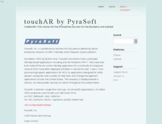 touchar.me screenshot