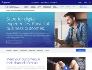 touchcommerce.com screenshot