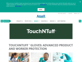 touchntuff.com screenshot