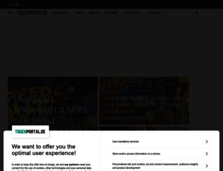 touchportal.de screenshot