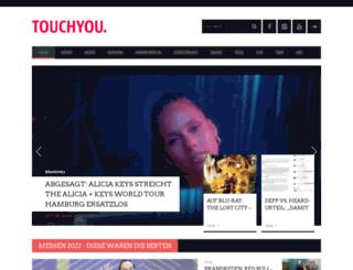 touchyou.de screenshot