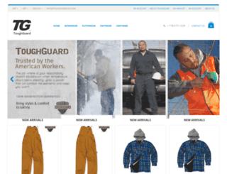 toughguardusa.com screenshot