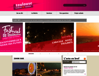 toulouse.fr screenshot