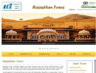 tour-of-rajasthan.com screenshot