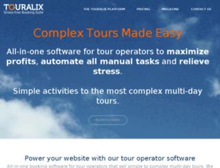 touralix.com screenshot