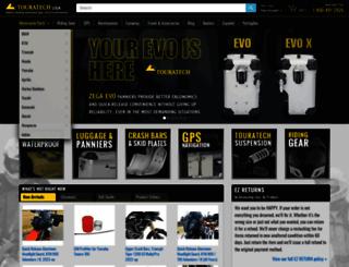 touratech-usa.com screenshot