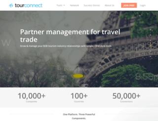 tourconnect.com screenshot