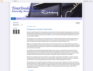 tourfooddiary.blogspot.com screenshot
