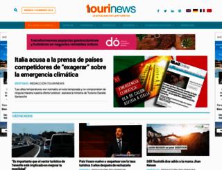 tourinews.es screenshot