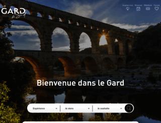 tourismegard.com screenshot