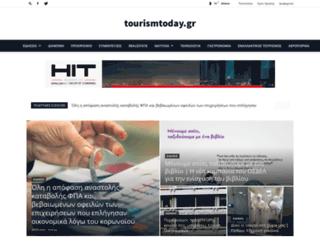 tourismtoday.gr screenshot