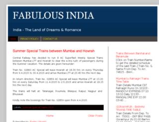 touristattractionsindia.com screenshot