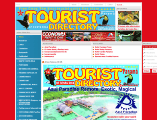 touristdirectory.net screenshot
