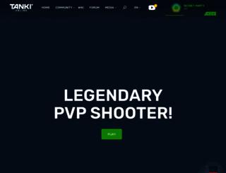 tournament.tankionline.com screenshot