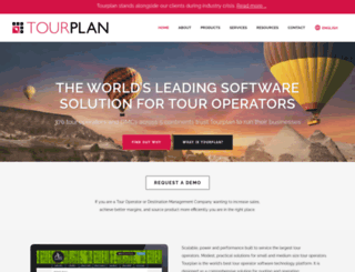 tourplan.com screenshot