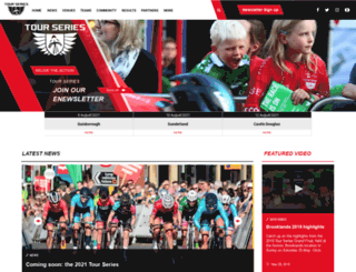tourseries.co.uk screenshot