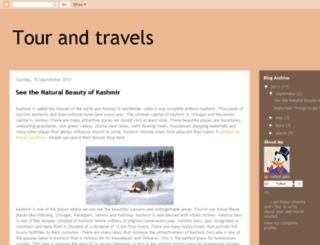 tourtravels123.blogspot.in screenshot