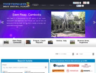 tourtripmaker.com screenshot