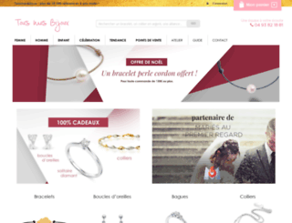 tousmesbijoux.fr screenshot
