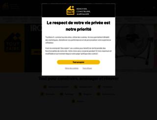 toutfaire.com screenshot