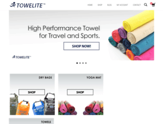towelite.com.ph screenshot