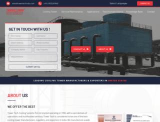 towertechindia.com screenshot