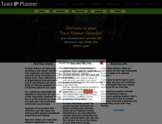 townplanner.com screenshot