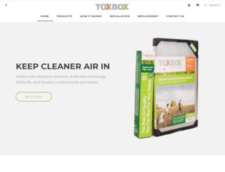 toxbox.ca screenshot