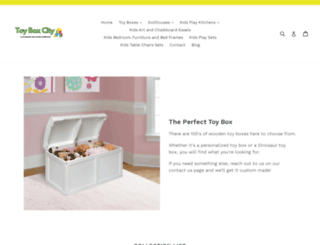 toyboxcity.com screenshot