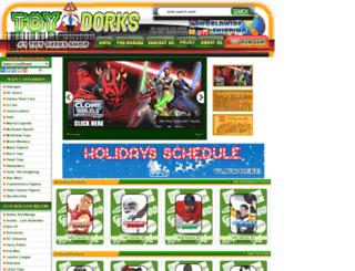 toydorks.com screenshot