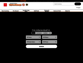 toyotaoforange.com screenshot