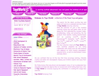 toys-world.co.uk screenshot