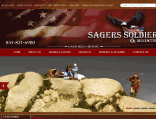 toysoldiersusa.com screenshot