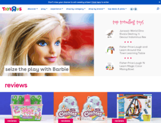 toysrus.ie screenshot