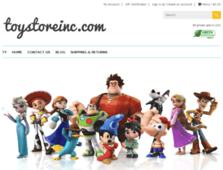 toystoreinc.com screenshot
